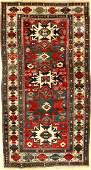 Kuba Shirvan antique, East Caucasus, 19th century