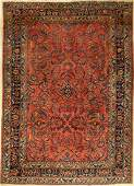 Lilian antique, Persia, around 1900, wool on cotton