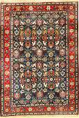 Veramin old, Persia, approx. 60 years, cork wool cotton