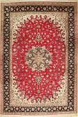 Tabriz fine, Persia, approx. 40 years, wool with silk
