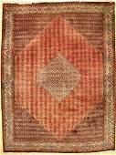 Bidjar fine, Persia, approx. 40 years, wool, approx.