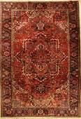 Heriz alt, Persia, approx. 60 years, wool on cotton