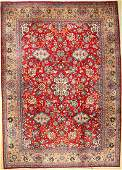 Nadjafabad old Persia approx 60 years woolon cotton