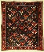 Meshkin old, Persia, around 1940, wool on cotton