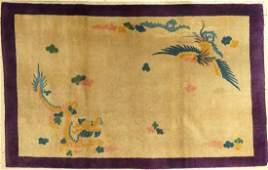 Beijing old, China, around 1940, cork wool, approx. 188
