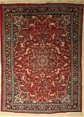 Bidjar old Persia approx 60 years wool on cotton