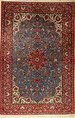 Esfahan old, Persia, approx. 50 years, wool oncotton