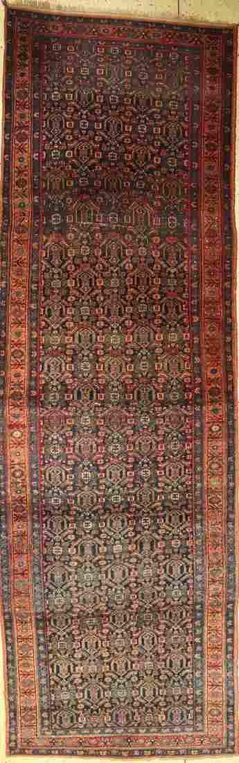 Kordi Bidjar old, Persia, around 1930, wool onwool