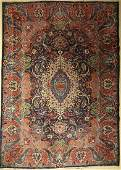 Kashmar old, Persia, approx. 50 years, wool oncotton