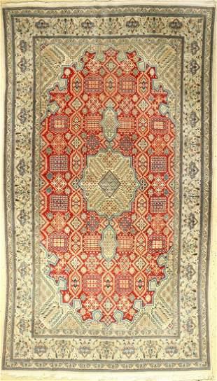 Nain fine, Persia, approx. 40 years, wool withsilk