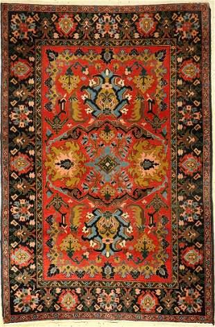 Fine Azeri old, Persia, approx. 60 years, wool