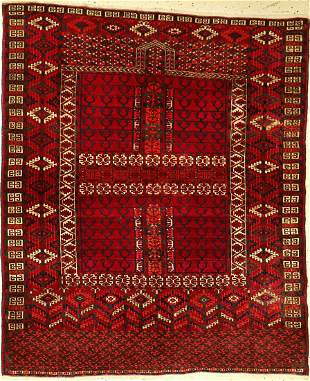 Tekke Bochara Engsi, Bochara, approx. 40 years, wool