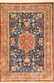 Fine silk Qom 'Mir Mehdi' (signed), Persia, approx. 30