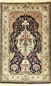 Fine Esfahan 'Kasiri' (signed), Persia, approx. 40