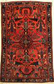 Lilian rug Persia around 1920 wool on cotton