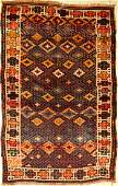 Anatol rug old, Anatolia, around 1930, wool onwool
