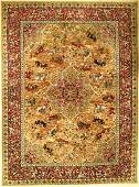 Tetex old Safavid Design Germany around 1930 wool