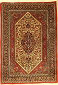 Qom fine, Persia, approx. 30 years, wool, approx. 195