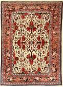 Bidjar, Persia, approx. 40 years, wool on cotton