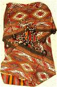 Shahsavan Mafraz antique, Persia, around 1930,wool on