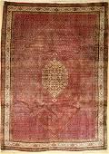 Bidjar, Persia, approx. 40 years, wool, approx. 350