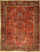 Mehraban, Persia, around 1940, wool on cotton,approx.
