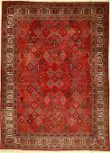 Meymeh old, Persia, approx. 60 years, wool on cotton