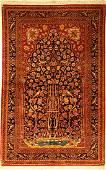 Yazd Sherkat, Persia, approx. 30 years, wool, approx.