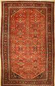 Large Mahal antique carpet, Persia, around 1900/1920