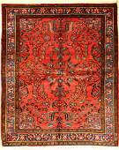 Lilain Us Re Import Rug Persia around 1920 wool on