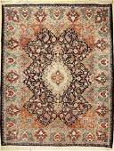 Kashmar Carpet Persia approx 50 years woolon cotton