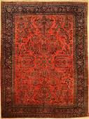 Fine 'Manchester-Wool' Kashan Carpet,