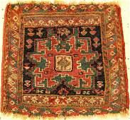 Rare Shahsavan Sumakh 'Chanteh' (Lesghi Star),