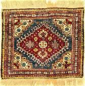 Rare Qashqai 'Silk Bagface',