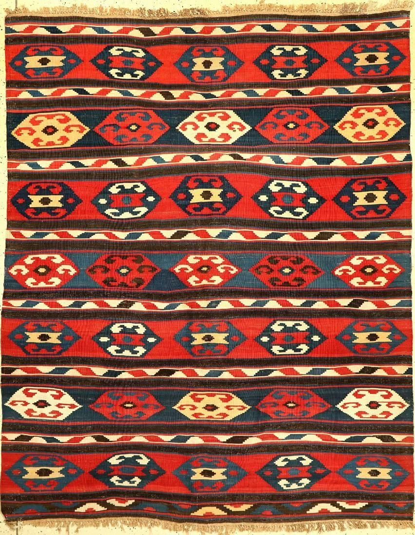 Fine Azeri 'Kilim',