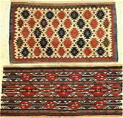 (2 Lots) 2x Shahsavan Sumakh 'Mafrash-Panels',