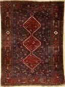Khamseh old rug (Chicken Typus), Persia, around 1920
