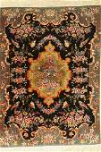 Tabriz fine rug, Persia, approx. 40 years, wool with