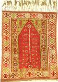 East Anatolian prayer kilim antique, Anatolia,around
