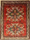 Kazak rug, Caucasus, approx. 40 years, wool onwool