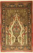 Qum fine Persia, approx. 40 years, wool