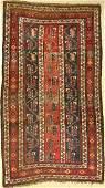 Karabagh rug, Caucasus, around 1890, wool on wool