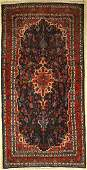 Bidjar old rug Persia approx 60 years woolon cotton