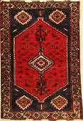 Gashgai Gabbeh old, Persia, approx. 50 years, wool on