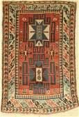 Kars Kasak antique, Caucasus, around 1900, wool on