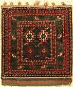 Tschitschi 'bagface', antique, Caucasus, 19th century ,
