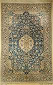 Nain, Persia, approx. 40 years, wool on cotton