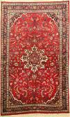 Bijar old Persia approx 50 years wool on cotton