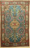 Old Qum, Persia, approx. 60 years, wool on cotton