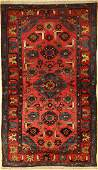 Erevan old, Russia, approx. 50 years, wool on cotton